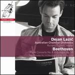 """Beethoven: Piano Concerto No. 4; Piano Sonatas No. 14 ('Moonlight"""") & No. 31 (Op. 110)"""