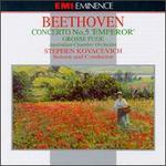"""Beethoven: Piano Concerto No. 5 """"Emperor""""; Grosse Fuge"""