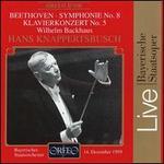 Beethoven: Piano Concerto No. 5; Symphony No. 8