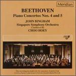 Beethoven: Piano Concertos, Nos. 4 & 5
