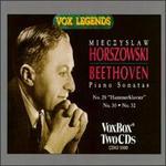 Beethoven: Piano Sonatas 29, 30, and 32