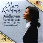 """Beethoven: Piano Sonatas Op. 101 & Op. 106 """"Hammerklavier"""""""