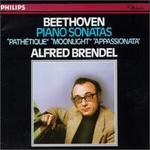 "Beethoven: Piano Sonatas ""Pathétique,"" Moonlight,"" ""Appassionata"""