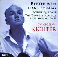Beethoven: Piano Sonatas - Sviatoslav Richter (piano)