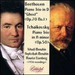 "Beethoven: Piano Trio in D ""Ghost""; Tchaikovsky: Piano Trio in A minor"
