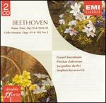 Beethoven: Piano Trios & Cello Sonatas