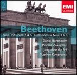 Beethoven: Piano Trios Nos. 4 & 5; Cello Sonatas Nos. 3 & 5