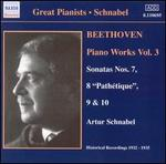 Beethoven: Piano Works, Vol. 3