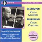 Beethoven, Schumann: Violin Concertos