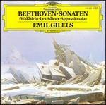 Beethoven: Sonataen - Waldstein, Les Adieux,  Appassionata