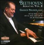 Beethoven: Sonatas, Vol. 9