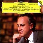 Beethoven: Sonaten Opp. 31/2, 53, 79, 81a - Der Sturm, Waldstein, Les Adieux