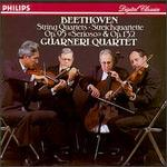 Beethoven: String Quartets Nos. 15 & 11