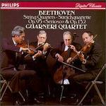 Beethoven: String Quartets Nos. 15 & 11