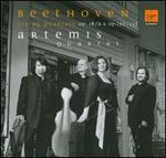 Beethoven: String Quartets Op. 18/6 & Op. 130/Op. 133