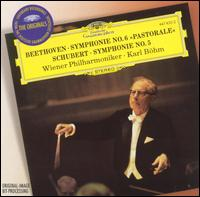 "Beethoven: Symphonie No. 6 ""Pastorale""; Schubert: Symphony No. 5 - Vienna Philharmonic Orchestra; Karl Böhm (conductor)"