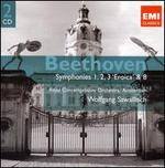 "Beethoven: Symphonies 1, 2, 3 ""Eroica"" & 8"