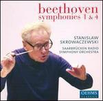 Beethoven: Symphonies 1 & 4