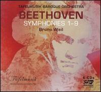 Beethoven: Symphonies 1-9 - Colin Balzer (tenor); Mary-Ellen Nesi (mezzo-soprano); Sigrid Plundrich (soprano); Simon Tischler (bass baritone);...
