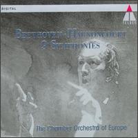 Beethoven: Symphonies Nos. 1-9 - Birgit Remmert (contralto); Charlotte Margiono (soprano); Peter Richards (horn); Robert Holl (bass);...