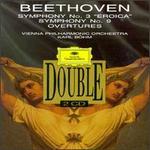Beethoven: Symphonies Nos. 3 & 9; Overtures - Gwyneth Jones (vocals); Jess Thomas (tenor); Karl Ridderbusch (bass); Tatiana Troyanos (contralto); Vienna State Opera Concert Chorus (choir, chorus); Wiener Philharmoniker; Karl Böhm (conductor)