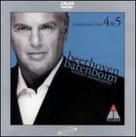 Beethoven: Symphonies Nos. 4 & 5 [DVD Audio]