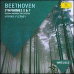 Beethoven: Symphonies Nos. 5 & 7 - Russian National Orchestra; Mikhail Pletnev (conductor)