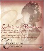 "Beethoven: Symphony No. 3 ""Eroica""; Coriolan Overture [DVD Audio]"