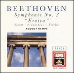 """Beethoven: Symphony No. 3 """"Eroica""""; Overtures"""