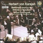 Beethoven: Symphony No. 4; Richard Strauss: Ein Heldenleben