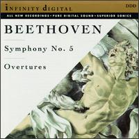 Beethoven: Symphony No. 5; Overtures - St. Petersburg New Philharmonic; Alexander Titov (conductor)