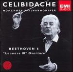 Beethoven: Symphony No. 6; Leonore Overture No. 3