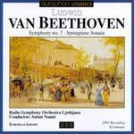 Beethoven: Symphony No. 7; Springtime Sonata