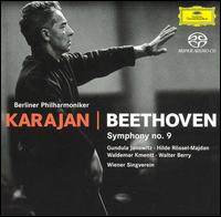 Beethoven: Symphony No. 9 [1962] - Gundula Janowitz (soprano); Hilde Rössl-Majdan (contralto); Waldemar Kmentt (tenor); Walter Berry (bass);...