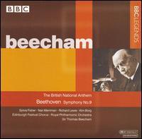 Beethoven: Symphony No. 9 - Kim Borg (bass); Nan Merriman (mezzo-soprano); Richard Lewis (tenor); Sylvia Fisher (soprano);...