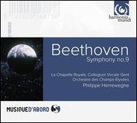 Beethoven: Symphony No. 9 - Collegium Vocale; Dietrich Henschel (bass); Endrik Wottrich (tenor); La Chapelle Royale; Melanie Diener (soprano);...