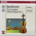 Beethoven: The Complete Violin Sonatas, Vol. 2
