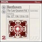 Beethoven: The Late Quartets, Vol. 1
