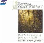 Beethoven The Late Quartets, Vol.4