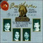 Beethoven: The Late String Quartets Opp. 127, 130, 131, 133, 135