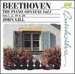 Beethoven: The Piano Sonatas, Vol. 1