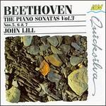 Beethoven: The Piano Sonatas, Vol. 3