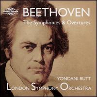 Beethoven: The Symphonies & Overtures - Neal Davies (bass); Rebecca Evans (soprano); Steve Davislim (tenor); Wilke te Brummelstroete (mezzo-soprano);...