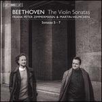 Beethoven: The Violin Sonatas, Vol. 2 - Sonatas 5-7