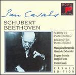 Beethoven: Trio No. 1; Schubert:Trio No. 2