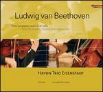 Beethoven: Trios for piano, violin & cello