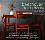 Beethoven: Triple Concerto; Trio Op. 11