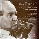 Beethoven: Triple Concerto; Violin Concerto