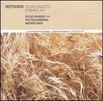 Beethoven: Violin Concerto; Romance in F - Oscar Shumsky (violin); Philharmonia Orchestra; Andrew Davis (conductor)