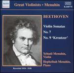 Beethoven: Violin Sonatas No. 7 & No. 9 'Kreutzer'